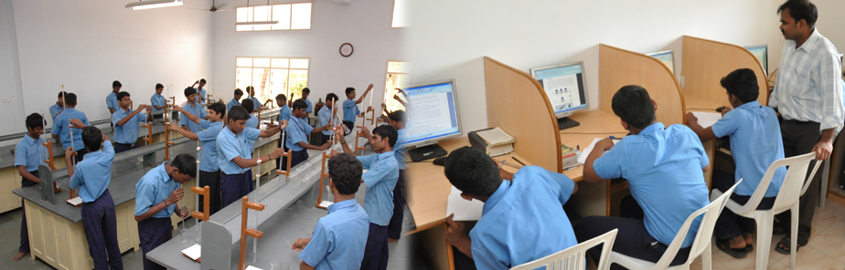 RKM Students Home College Labs